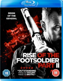 Rise of the Footsoldier II, Blu-ray  BluRay