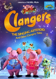Clangers: The Singing Asteroid, DVD DVD