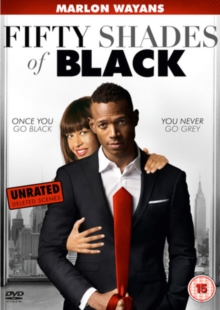 Fifty Shades of Black, DVD DVD