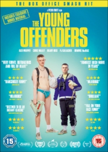 The Young Offenders, DVD DVD