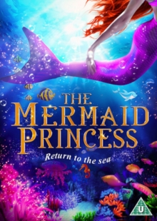 The Mermaid Princess, DVD DVD