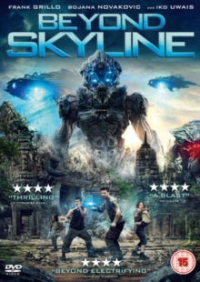 Beyond Skyline, DVD DVD