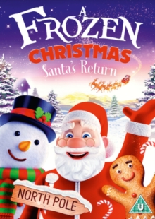 A   Frozen Christmas: Santa's Return, DVD DVD