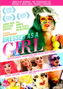 Dressed As a Girl, DVD  DVD