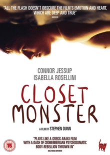 Closet Monster, DVD DVD