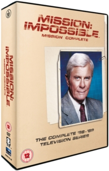 Mission Impossible: Mission Complete, DVD  DVD
