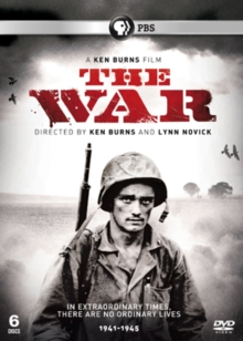 The War - A Ken Burns Film, DVD DVD