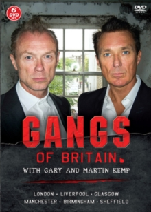 Gangs of Britain With Gary and Martin Kemp, DVD  DVD