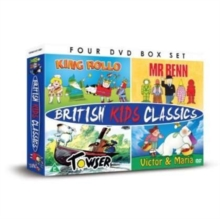 British Kids Classics: Mr Benn/King Rollo/Towser/Victor and Maria, DVD  DVD