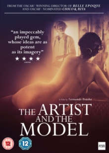 The Artist and the Model, DVD DVD