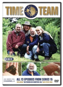 Time Team: Series 15, DVD  DVD