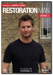 Restoration Man: Series 2, DVD  DVD