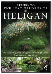 Return to the Lost Gardens of Heligan, DVD  DVD
