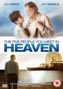 The Five People You Meet in Heaven, DVD DVD