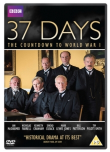 37 Days - The Countdown to World War I, DVD  DVD