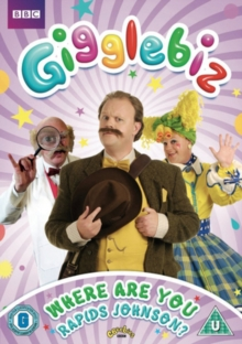 Gigglebiz: Where Are You Rapids Johnson?, DVD  DVD