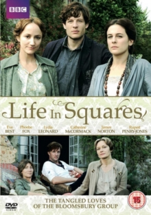 Life in Squares, DVD  DVD