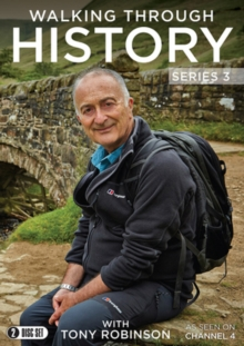 Walking Through History: Series 3, DVD  DVD