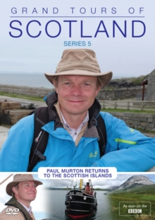 Grand Tours of Scotland: Series 5, DVD  DVD