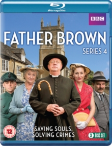 Father Brown: Series 4, Blu-ray BluRay