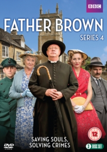 Father Brown: Series 4, DVD DVD