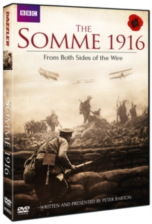 The Somme 1916 - From Both Sides of the Wire, DVD DVD