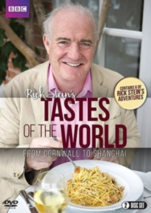 Rick Stein's Tastes of the World - From Cornwall to Shanghai, DVD DVD