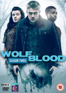 Wolfblood: Season 3, DVD DVD