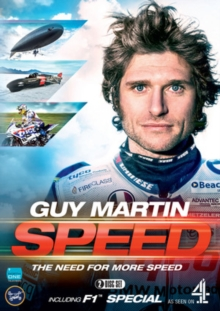 Guy Martin: The Need for More Speed, DVD DVD