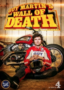 Guy Martin's Wall of Death, Blu-ray BluRay
