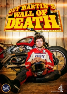 Guy Martin's Wall of Death, DVD DVD