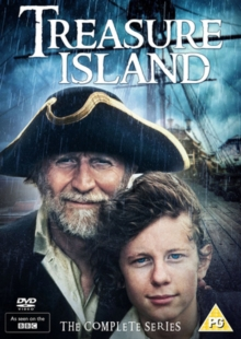 Treasure Island, DVD DVD