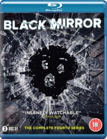 Black Mirror: The Complete Fourth Series, Blu-ray BluRay