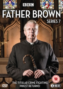 Father Brown: Series 7, DVD DVD