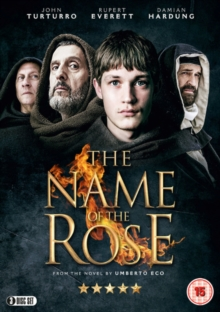 The Name of the Rose, DVD DVD