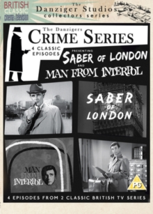 The Danziger Crime Series, DVD DVD