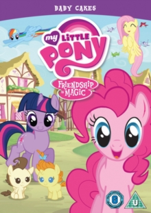 My Little Pony - Friendship Is Magic: Season 2 - Baby Cakes, DVD DVD
