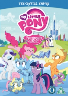 My Little Pony - Friendship Is Magic: The Crystal Empire, DVD  DVD