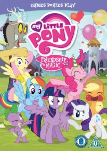My Little Pony - Friendship Is Magic: Games Ponies Play, DVD DVD