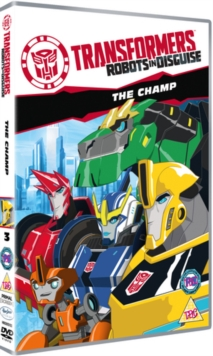 Transformers: Robots in Disguise - The Champ, DVD DVD
