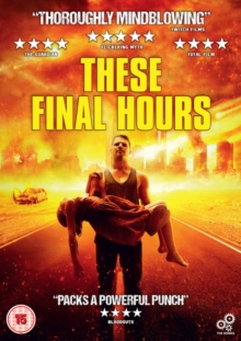 These Final Hours, DVD DVD