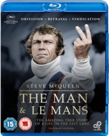 Steve McQueen: The Man & Le Mans, Blu-ray BluRay
