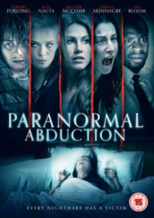 Paranormal Abduction, DVD DVD