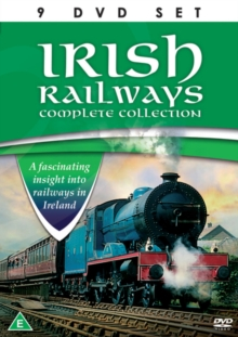 Irish Railways: Complete Collection, DVD DVD