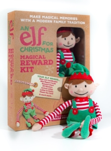 ELF FOR CHRISTMAS  BOY,  Book
