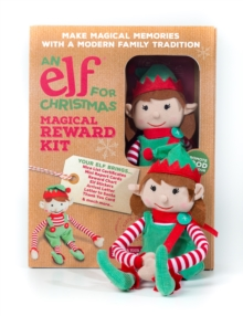 ELF FOR CHRISTMAS  GIRL,  Book
