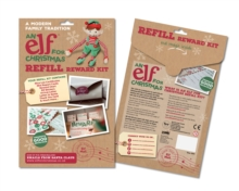 Elf for Christmas Refil Kit,  Book