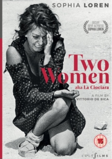 Two Women, DVD DVD
