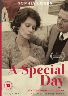 A   Special Day, DVD DVD
