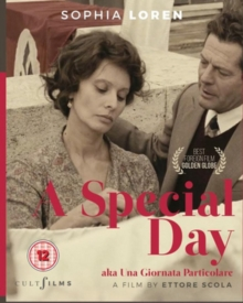 A   Special Day, Blu-ray BluRay